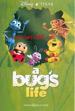 A Bugs Life,虫虫特工队