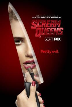 Scream Queens S01,美剧《尖叫皇后》第一季13全集(720P)