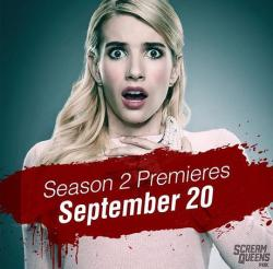 Scream Queens S02,美剧《尖叫皇后》第二季10集全集(1080P)