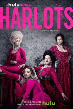 Harlots Season 1,美剧《名姝》第一季8集全集(1080P)