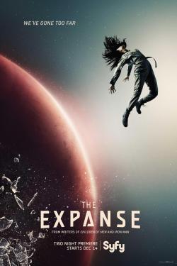 The Expanse S01,美剧《太空无垠,苍穹浩瀚》第一季10集全集(1080P)