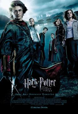 Harry Potter and the Goblet of Fire,哈利·波特与火焰杯4,哈利波特4:火杯的考验(蓝光原版)