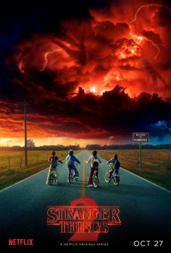 Stranger Things Season 2,美剧《怪奇物语》第二季9集全集(1080P)