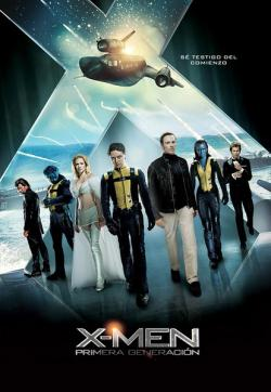 X-Men: First Class,[4K电影]X战警:第一战,变种特攻:异能第一站 [2160P](蓝光原版)