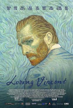 Loving Vincent,至爱梵高·星空之谜,至爱梵高(1080P)
