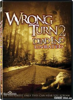 Wrong Turn 2: Dead End,致命弯道2,鬼挡路2(1080P)