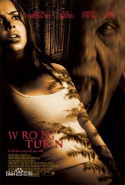 Wrong Turn 1,致命弯道1,鬼挡路(1080P)