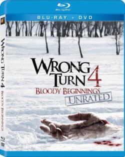 Wrong Turn 4,致命弯道4(1080P)