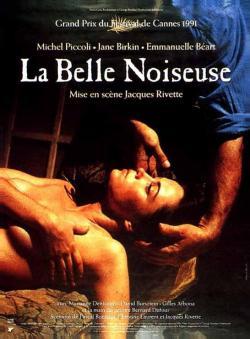 La belle noiseuse,不羁的美女(蓝光原版)