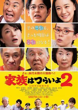 What a Wonderful Family! 2,家族之苦2,麻烦家族2(1080P)