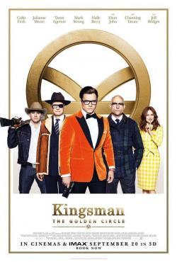 Kingsman: The Golden Circle,王牌特工2:黄金圈,王牌特工2:黄金圆环(蓝光原版)