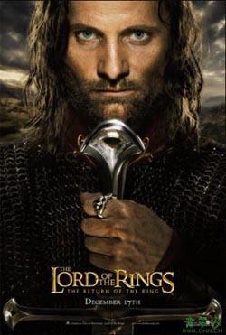 The Lord of the Rings: The Return of the King,魔戒3王者再临【加长版】(蓝光原版)