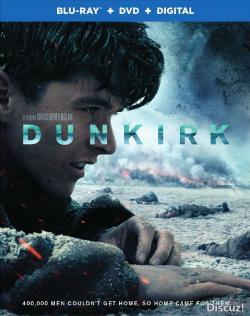 Dunkirk,敦刻尔克,敦刻尔克大撤退,敦克尔克大行动(蓝光原版)