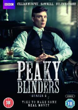 Peaky Blinders S02,美剧《浴血黑帮》第二季6集全集(1080P)