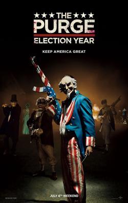 The Purge Election Year,人类清除计划3,国定杀戮日:大选狂屠(1080P)