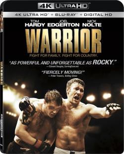 Warrior,[4K电影]勇士,勇者无敌,钢铁斗士,武士[全景声2160P](蓝光原版)