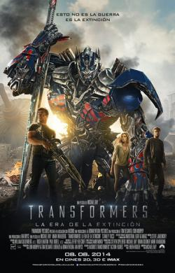 Transformers Age of Extinction,变形金刚4 灭绝时代(720P)