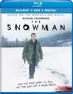 The Snowman,雪人,雪中罪(蓝光原版)