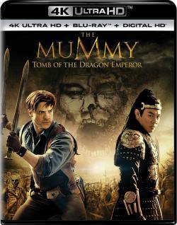 The Mummy: Tomb of the Dragon Emperor,[4K电影]木乃伊3,盗墓迷城3[2160P](蓝光原版)
