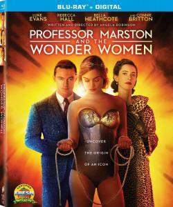 Professor Marston & the Wonder Women,马斯顿教授与神奇女侠,神力女超人的秘密(蓝光原版)