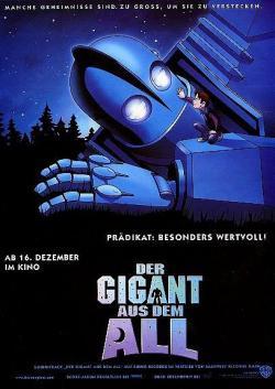 The Iron Giant,钢铁巨人,铁巨人,大铁人(蓝光原版)