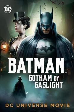 Batman: Gotham by Gaslight,蝙蝠侠:煤气灯下的哥谭(蓝光原版)