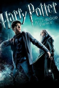 Harry Potter and the Half-Blood Prince,[4K电影]哈利波特6:混血王子的背叛[2160P](蓝光原版)