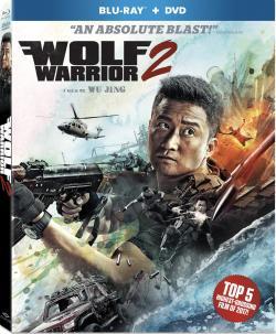 Wolf Warrior II,战狼2 [热血战争票房冠军 双次时代音轨][杜比全景声](蓝光原版)