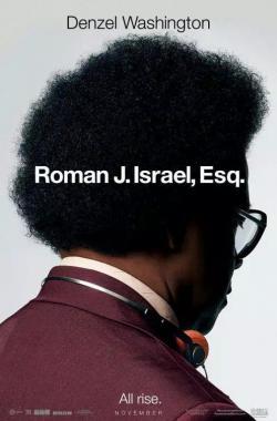 Roman J. Israel, Esq,罗曼先生,你好,罗曼律师,贫民区(蓝光原版)