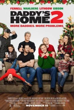 Daddys Home 2,老爸当家2,家有两个爸2亲爹回来啦2,好爸成叕[杜比全景声](蓝光原版)