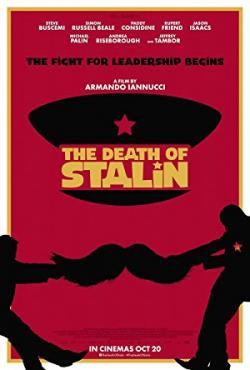 The Death of Stalin,斯大林之死,史达林葛屁了(1080P)