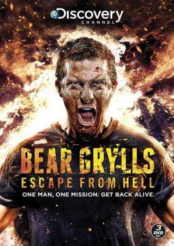 Bear Grylls: Escape From Hell,纪录片:极限重生(全6集)(1080P)
