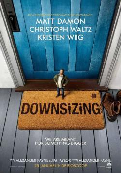 Downsizing,缩小人生,缩身(蓝光原版)