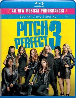 Pitch Perfect 3,完美音調3,歌喉赞3,完美巨声帮3(蓝光原版)
