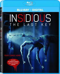 Insidious: The Last Key,潜伏4:锁命亡灵,潜伏4(1080P)