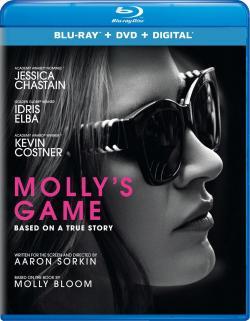 Mollys Game,茉莉牌局,茉莉的牌局,决胜女王,莫莉游戏(1080P)
