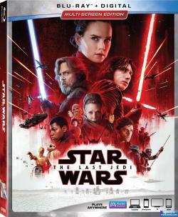 Star Wars: The Last Jedi,星球大战8:最后的绝地武士,星球大战8[3D版](蓝光原版)