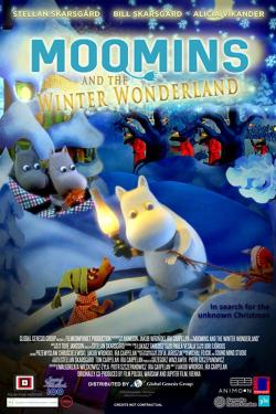 Moomins and the Winter Wonderland,姆明与冬日仙境,姆明大电影:冬日乐园(蓝光原版)