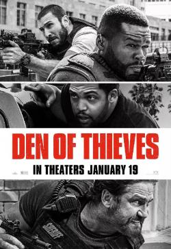Den of Thieves,贼巢,极盗战,贼斗(720P)