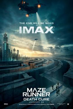 The Maze Runner: The Death Cure,移动迷宫3:死亡解药,移动迷宫3,死亡解药(1080P)