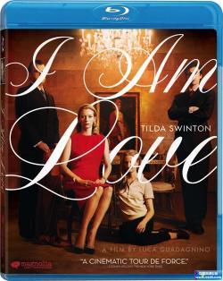 I am Love,我是爱,私情狂,我爱故我在,我即是爱(蓝光原版)