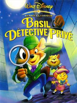 The Great Mouse Detective,妙妙探(1080P)