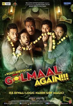 Golmaal Again,开心一组4(蓝光原版)