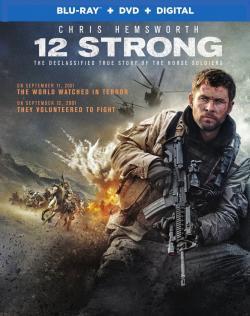 12 Strong,12勇士,12猛汉,12壮士,骑兵团(1080P)