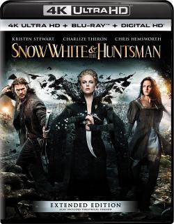 Snow White and the Huntsman,[4K电影]白雪公主与猎人,公主与狩猎者[2160P](蓝光原版)