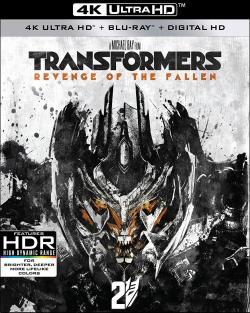 Transformers: Revenge of the Fallen,[4K电影]变形金刚2,变形金刚2:堕落者的复仇[全景声2160P](蓝光原版)