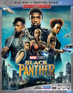 Black Panther,黑豹(1080P)