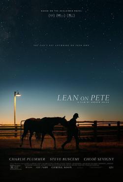 Lean on Pete,赛马皮特,与马流浪(1080P)