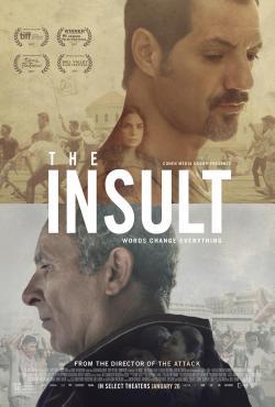 The Insult,羞辱,诋毁,侮辱,你只欠我一个道歉(1080P)