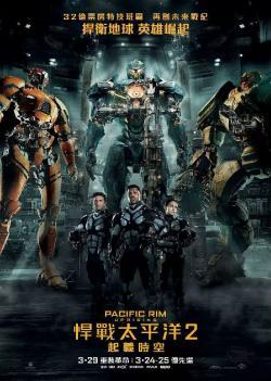 Pacific Rim: Uprising,环太平洋:雷霆再起,环太平洋2,环太平洋2:雷霆再起(1080P)